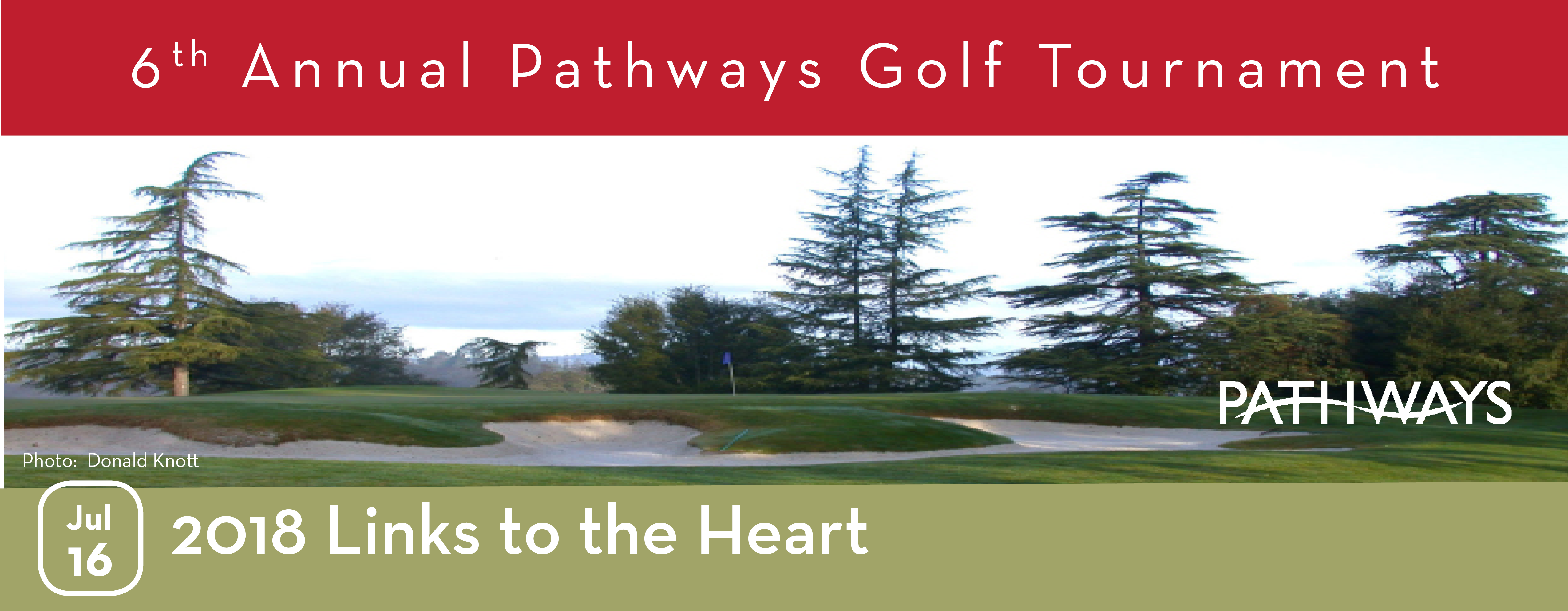 pathways home health hospice links to the heart golf tournament